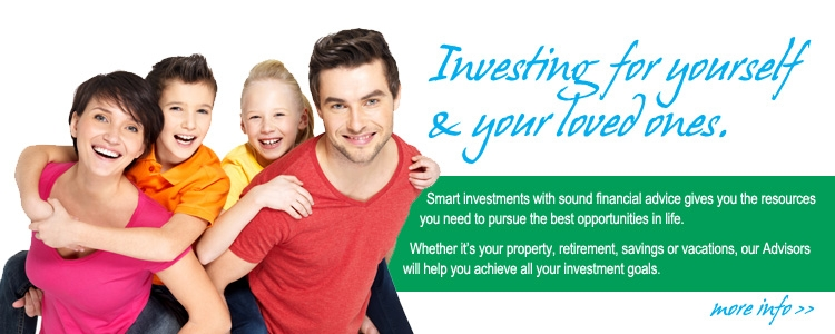 Click Here For More Information About Investments
